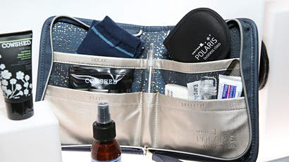 Inside the weird and wonderful world of airline goodie bag amenity kits
