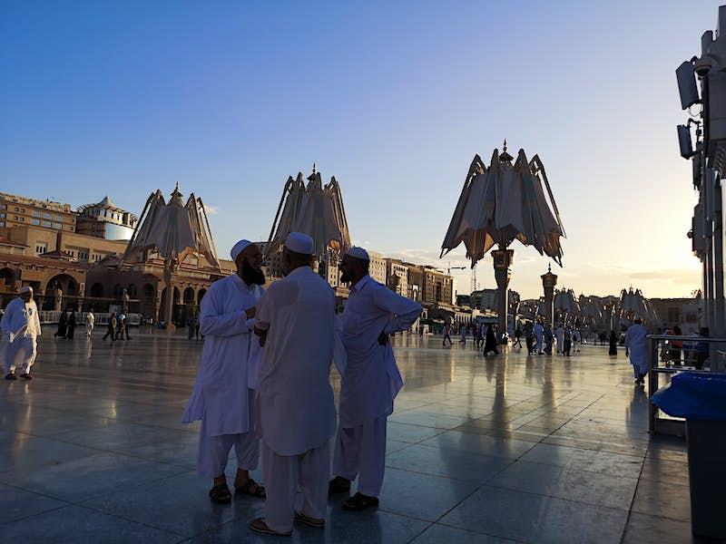 Hajj Diaries: returning home