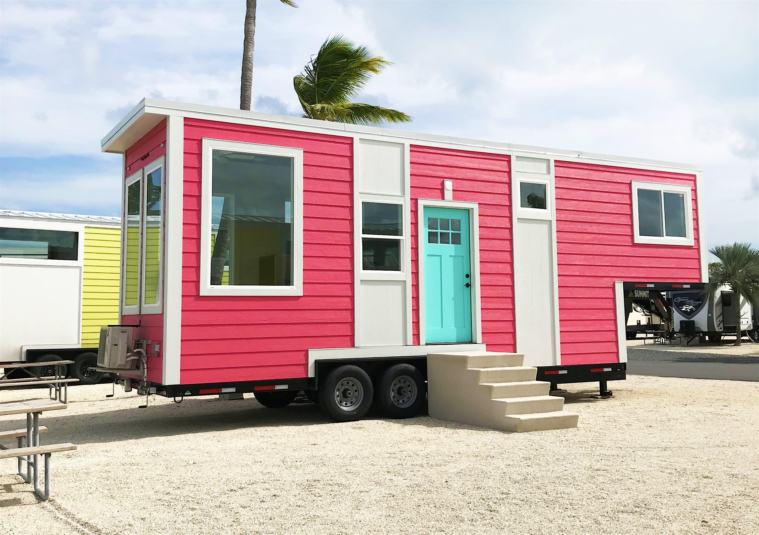 Florida Keys: As ilhas incríveis ao sul de Miami tem uma adorável vila de férias com pequenas casas