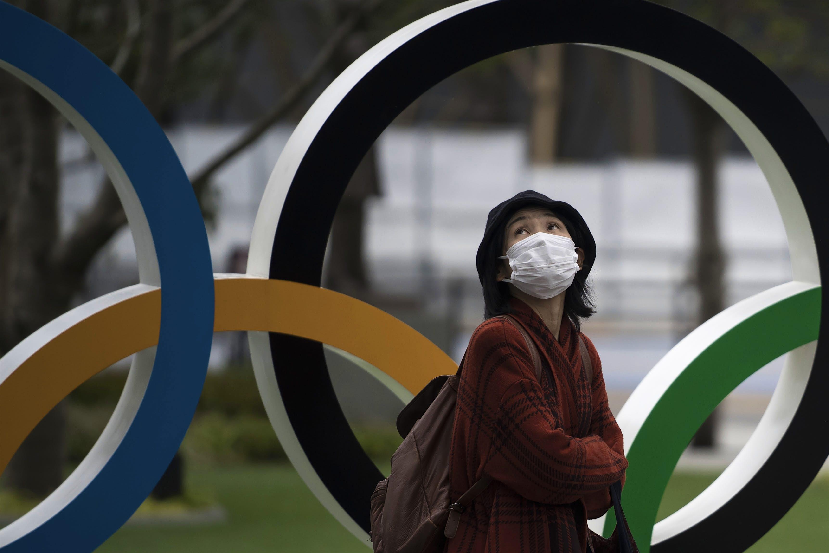Os Jogos Olímpicos de Tóquio 2020 foram oficialmente adiados