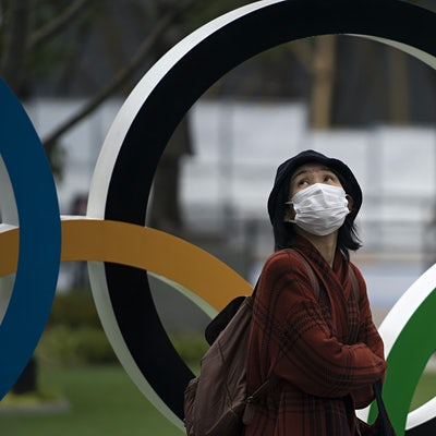 The 2020 Olympic Games have officially been postponed