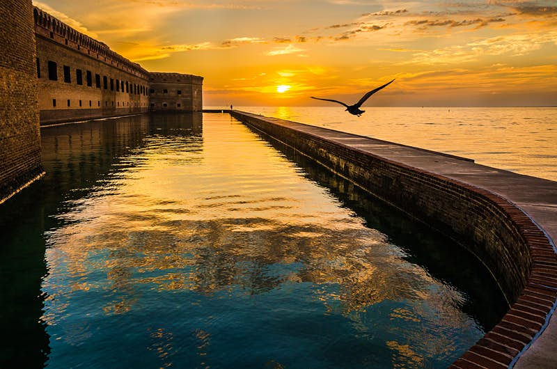 Dry Tortugas National Park; National Parks Overview