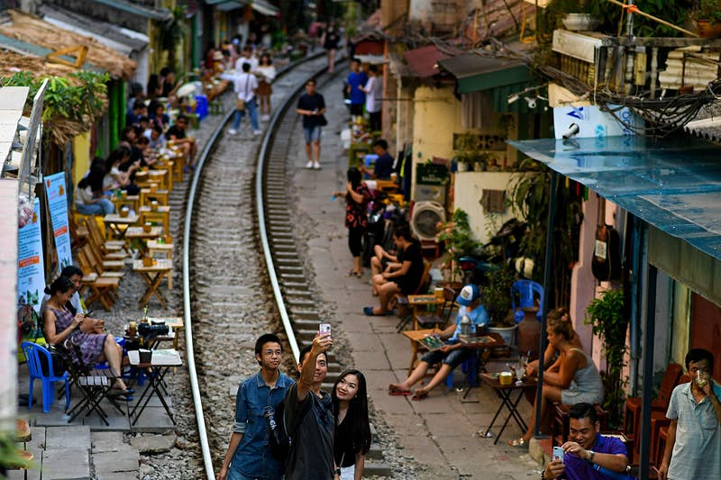The Instagram-famous Train Street in Hanoi is undergoing changes - Lonely Planet