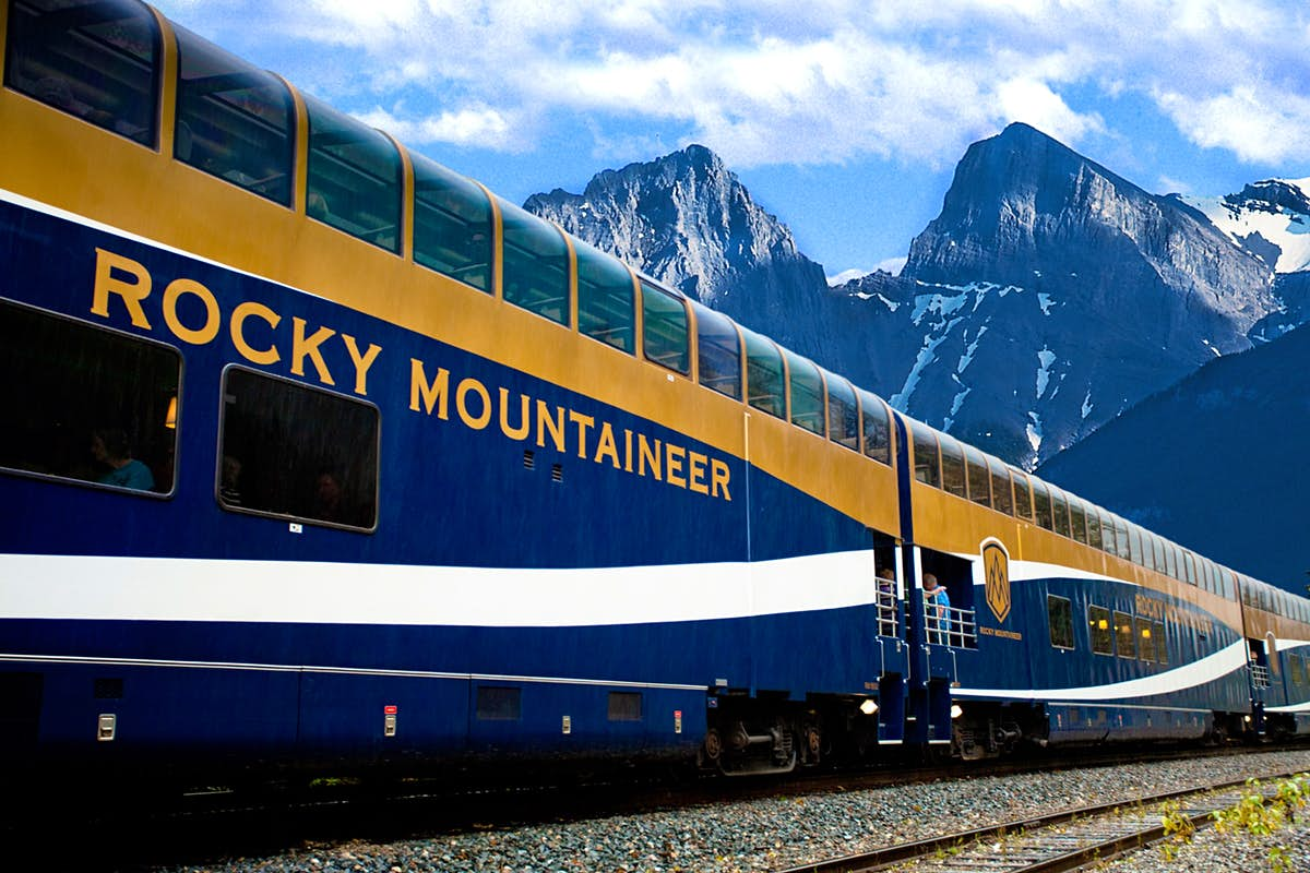 How to choose a Rocky Mountaineer train experience – Lonely Planet