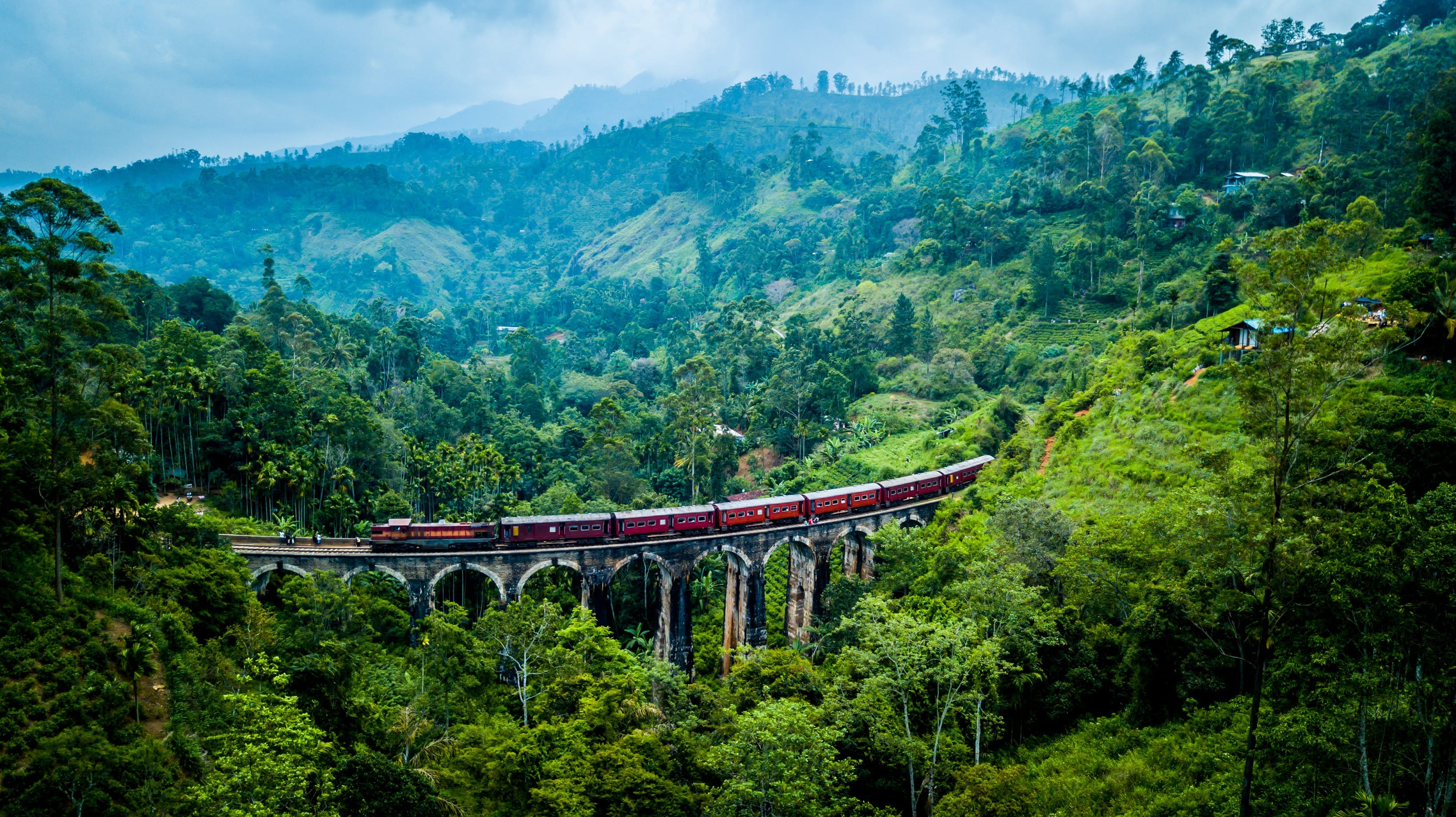 The Best Train Journeys In Sri Lanka Lonely Planet