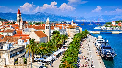 How to see the highlights of Croatia in a week