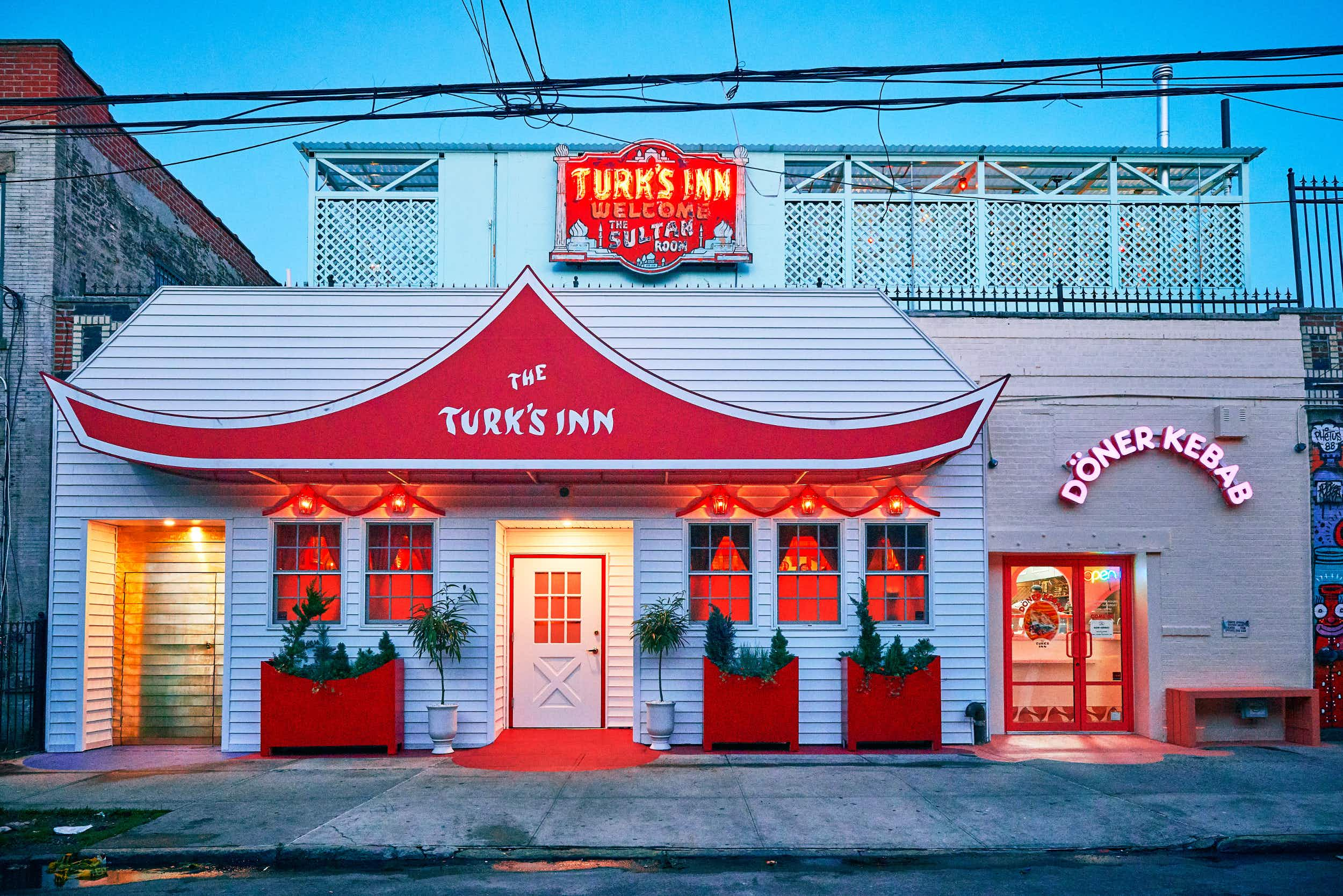 Inside Brooklyn's latest hipster haven, the Turk's Inn