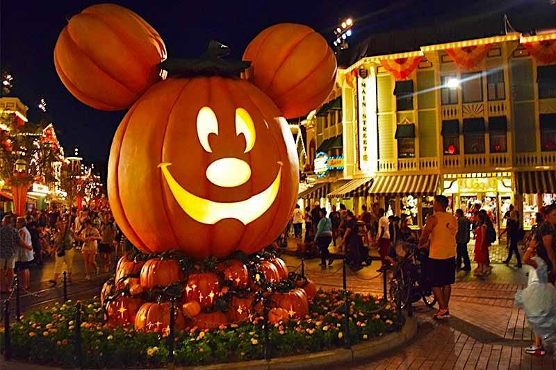 Eat your way through Halloween at Disneyland California