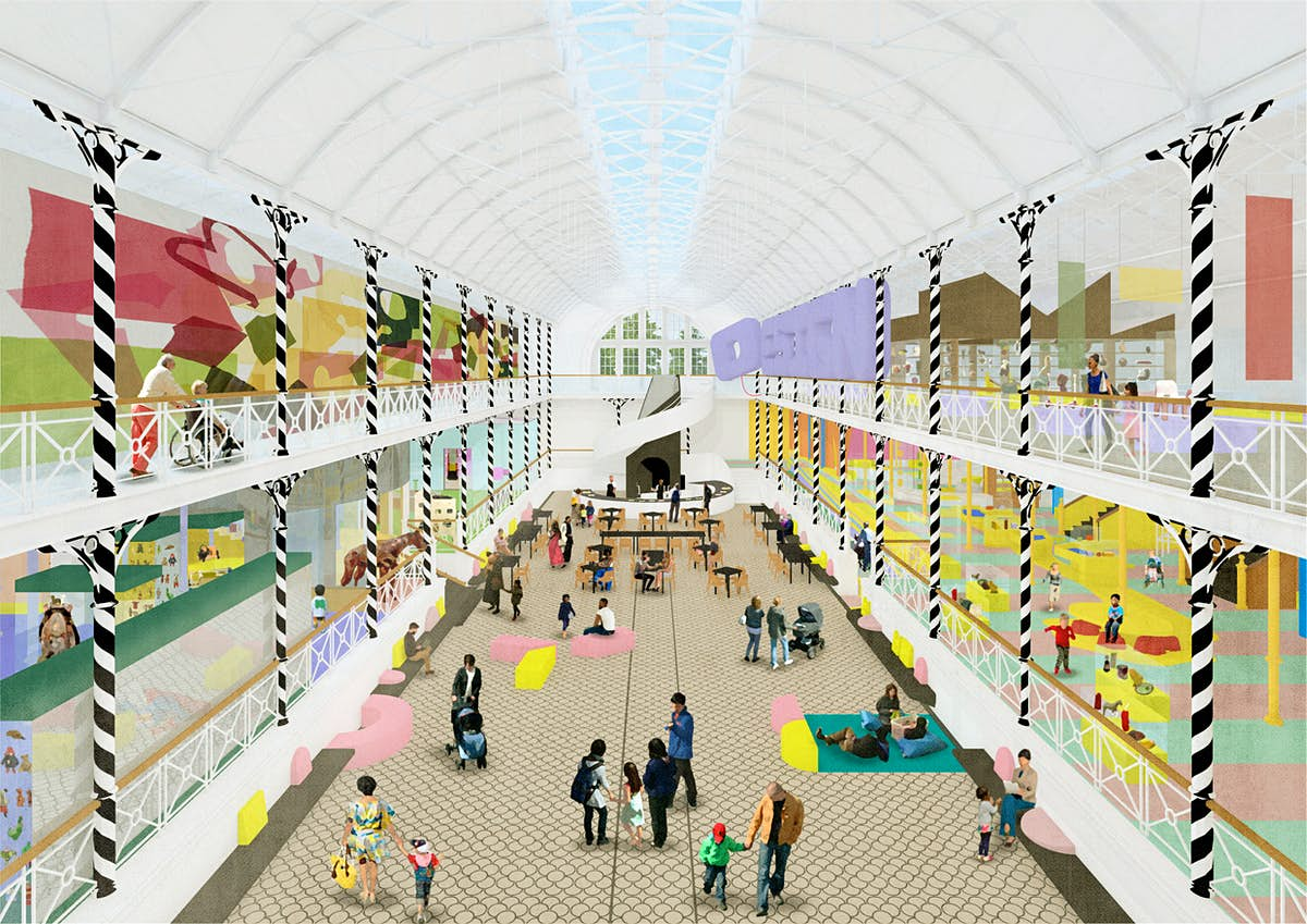 V&A Museum of Childhood reveals new-look venue