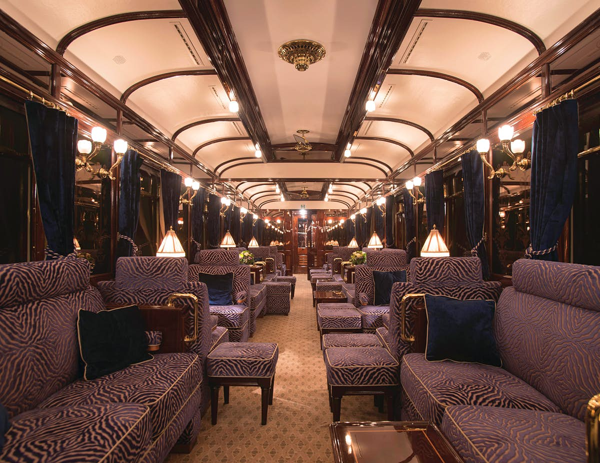 A 1920s-themed party on a vintage train will make you feel like you're in The Great Gatsby - Lonely Planet