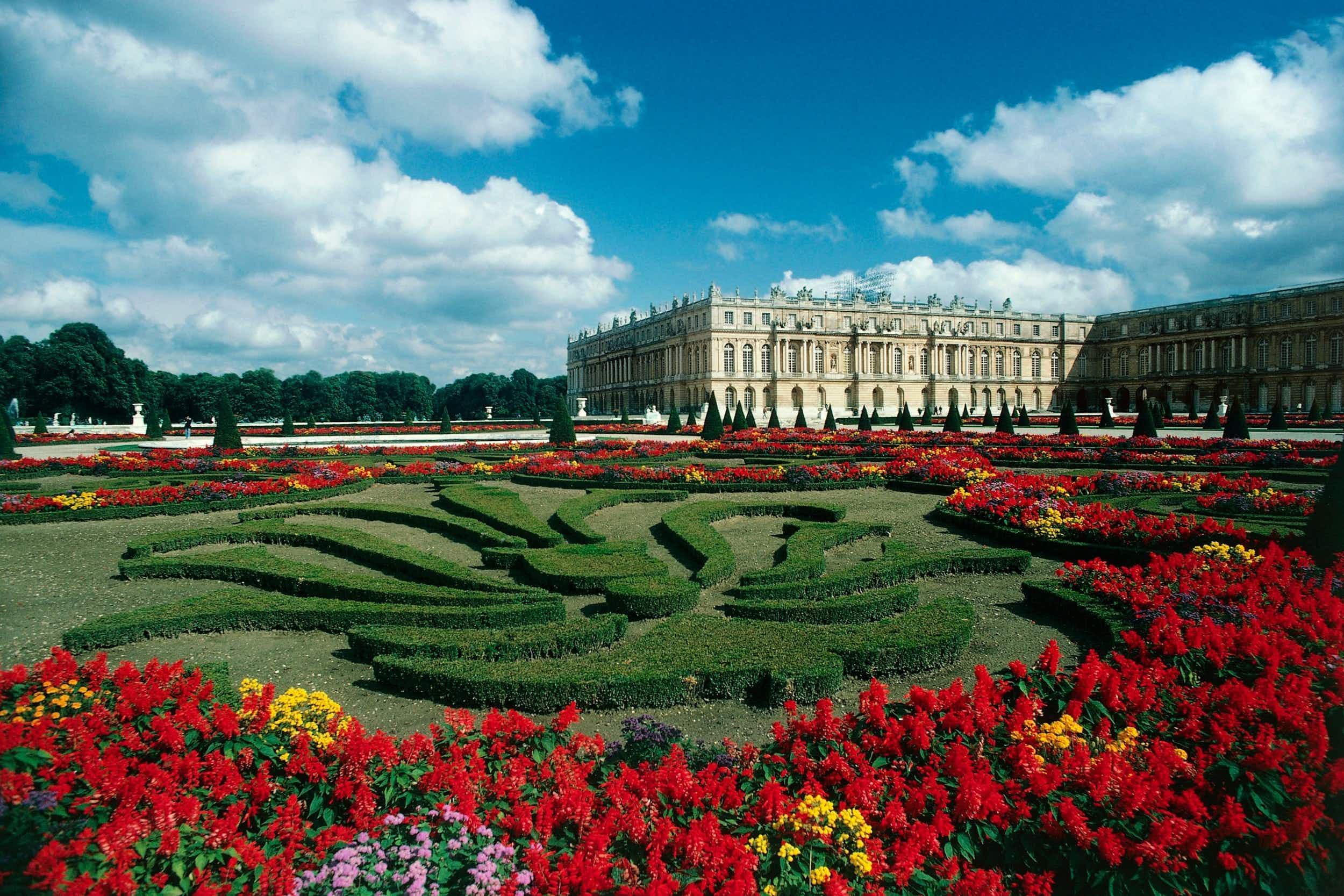 You can explore Château de Versailles by virtual reality © Dea / G. Sioen/ Getty Images