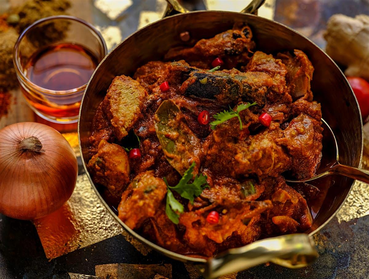 How to make Goan vindaloo