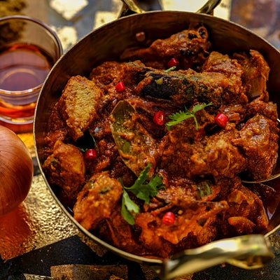 The Travel Kitchen series #4: Goan vindaloo
