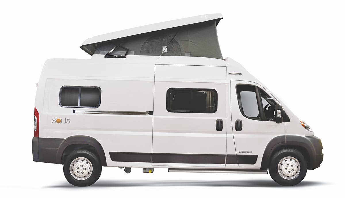 A first look at Winnebago's brand new pop-top family camper
