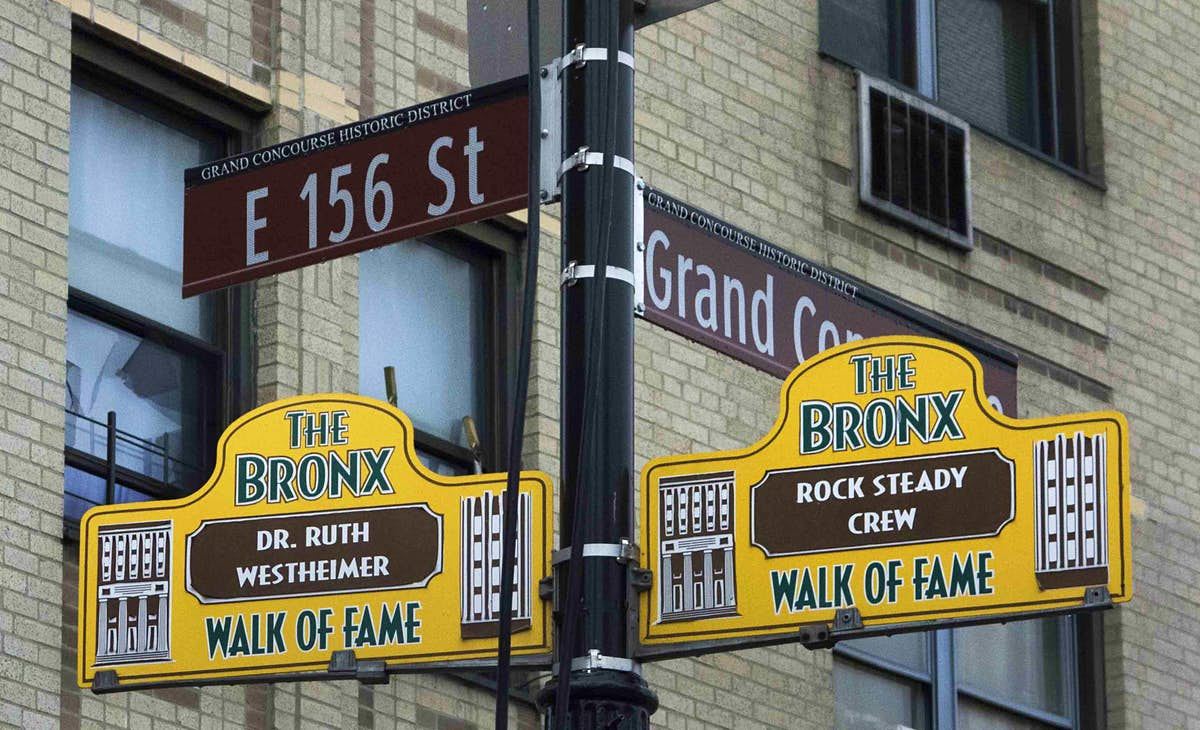 A hip hop museum is set to open in the Bronx