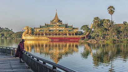 The best free things to do in Yangon
