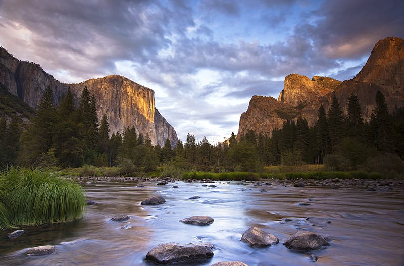 Yosemite National Park; National Parks Overview