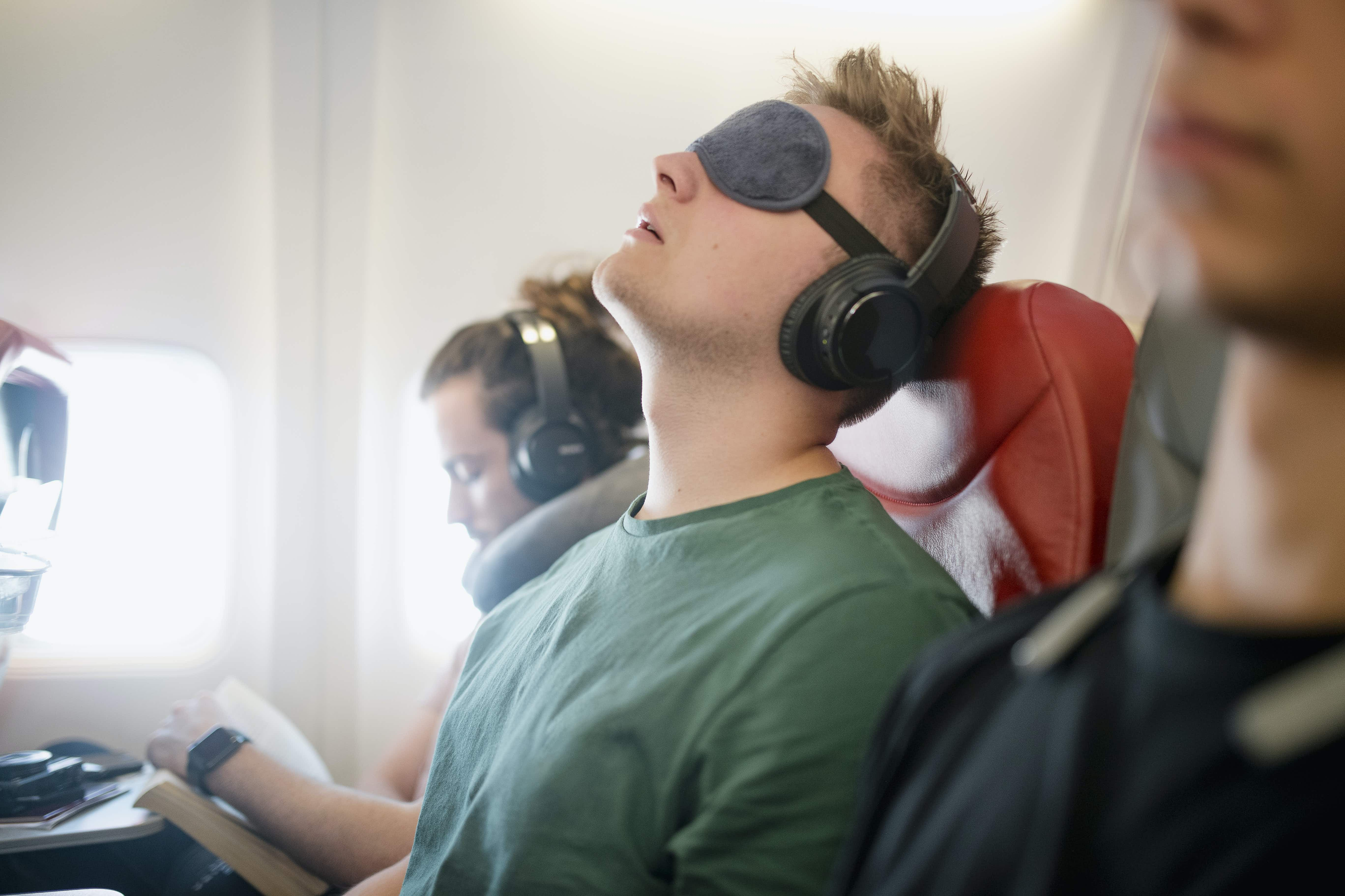 How to ensure you sleep well when travelling