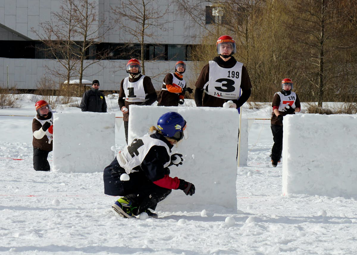 8 wild winter sports from around the world