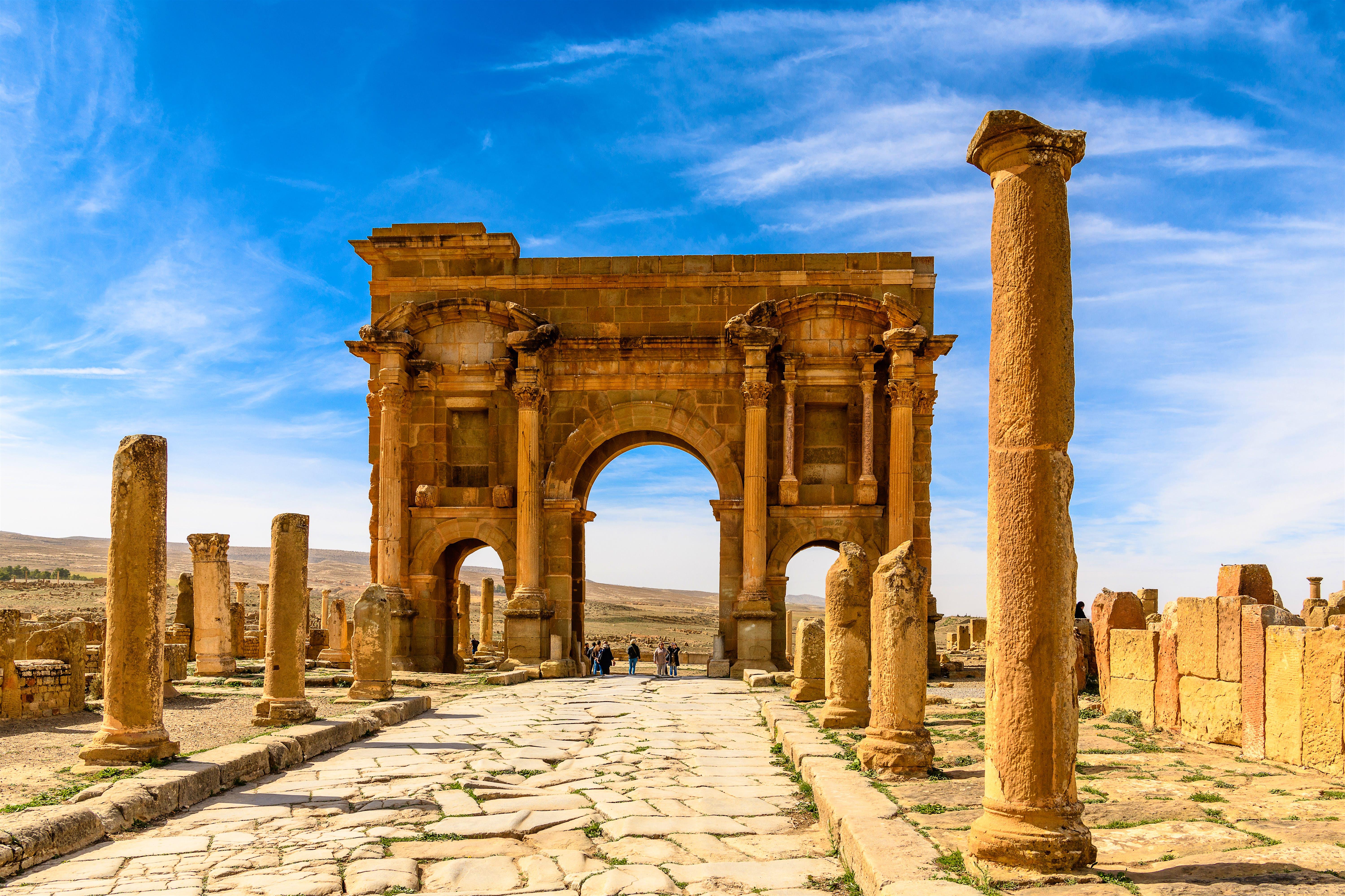 Argélia deve abrir suas portas a turistas com novo sistema de vistos