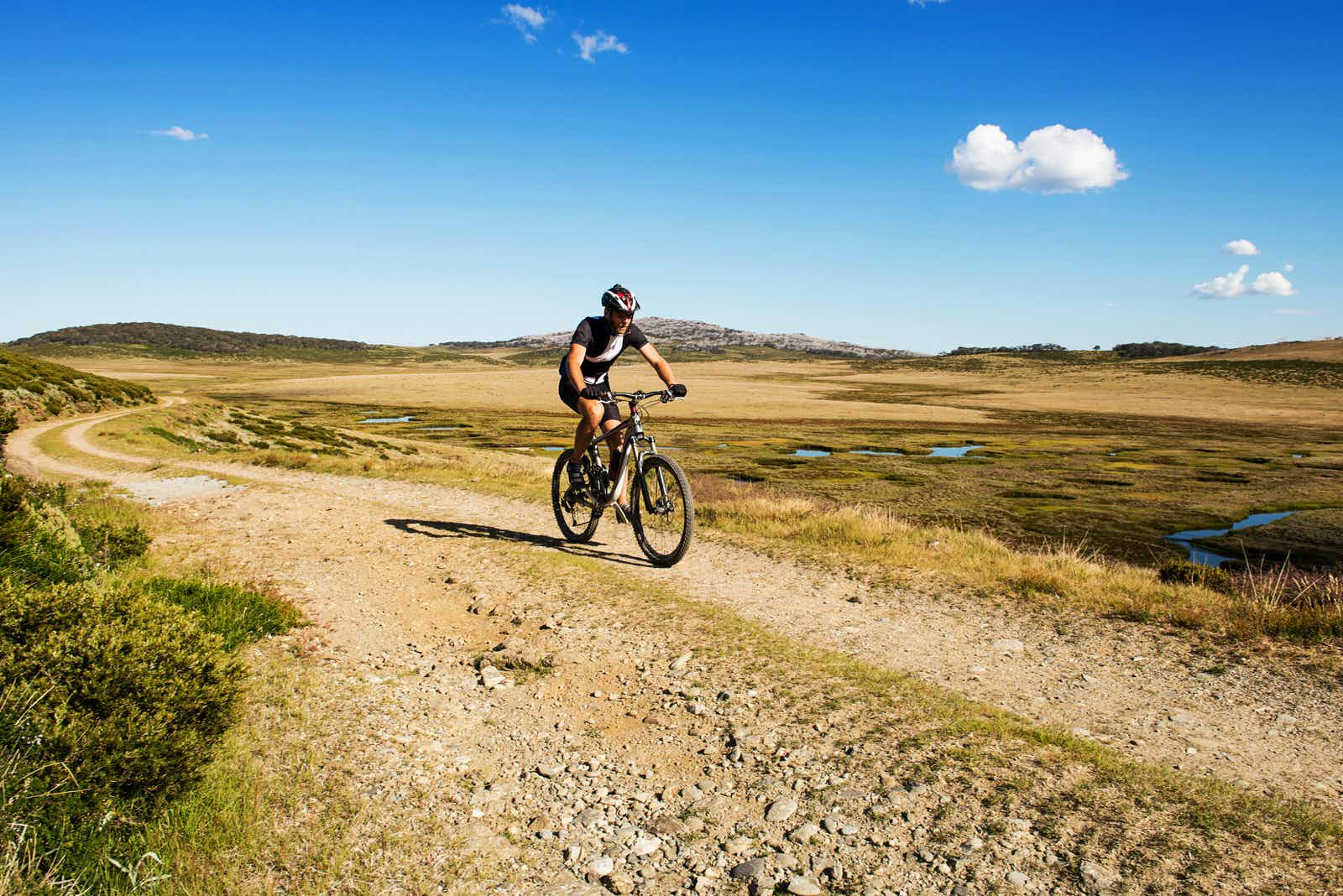 The best places to mountain bike in Australia