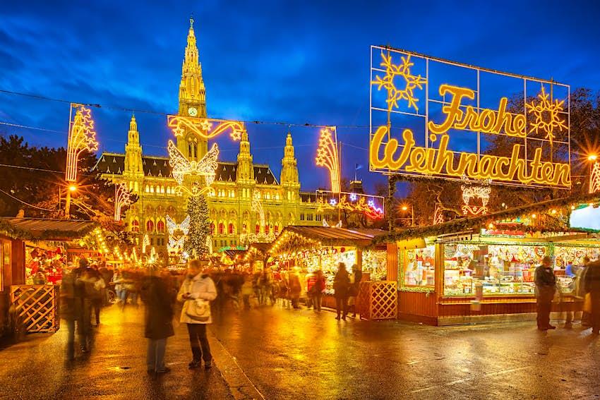 Ausria Christmas Markets 2021