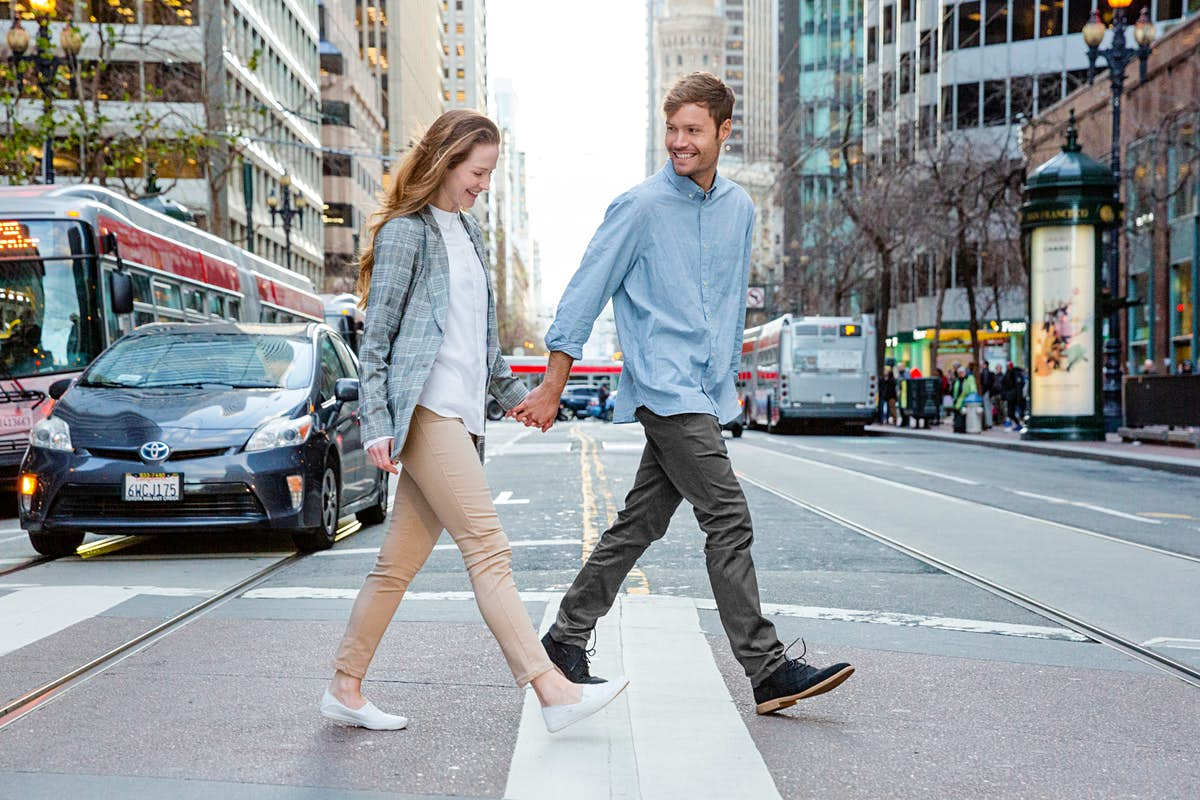 These high-tech sustainable travel pants may be the only pair you ever need