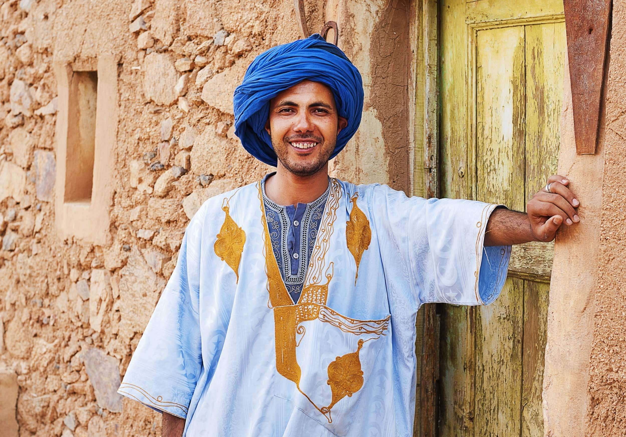 The Berber people and their colourful culture are always a memorable part of travellers' journeys © Simon Urwin / Lonely Planet