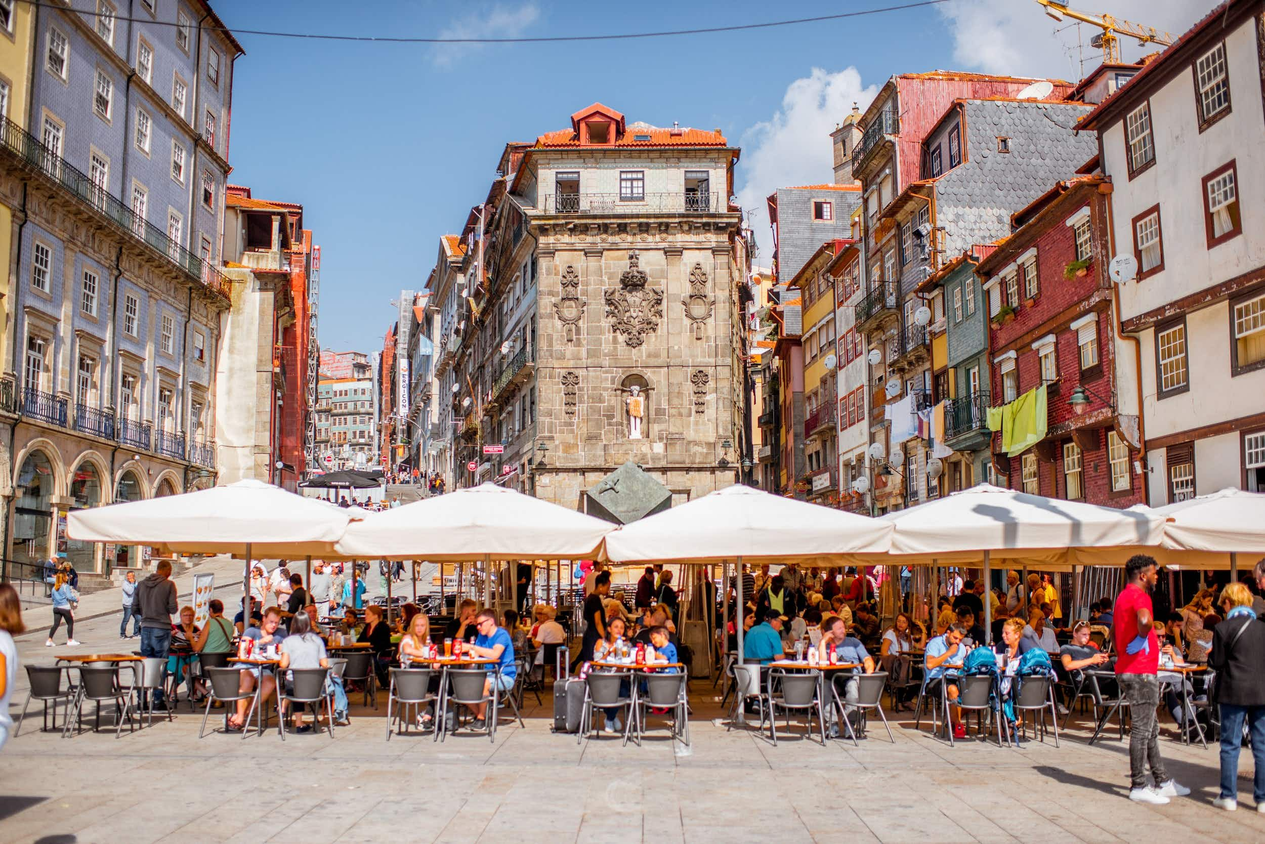 Porto's dynamic dining scene has helped shaped that of its country © RossHelen / Getty Images