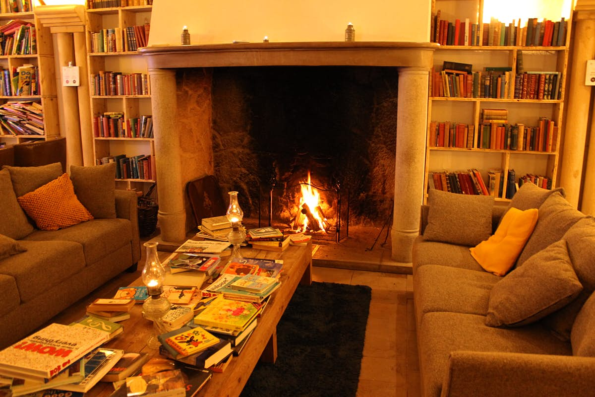 8 literary hotels perfect for bookworms