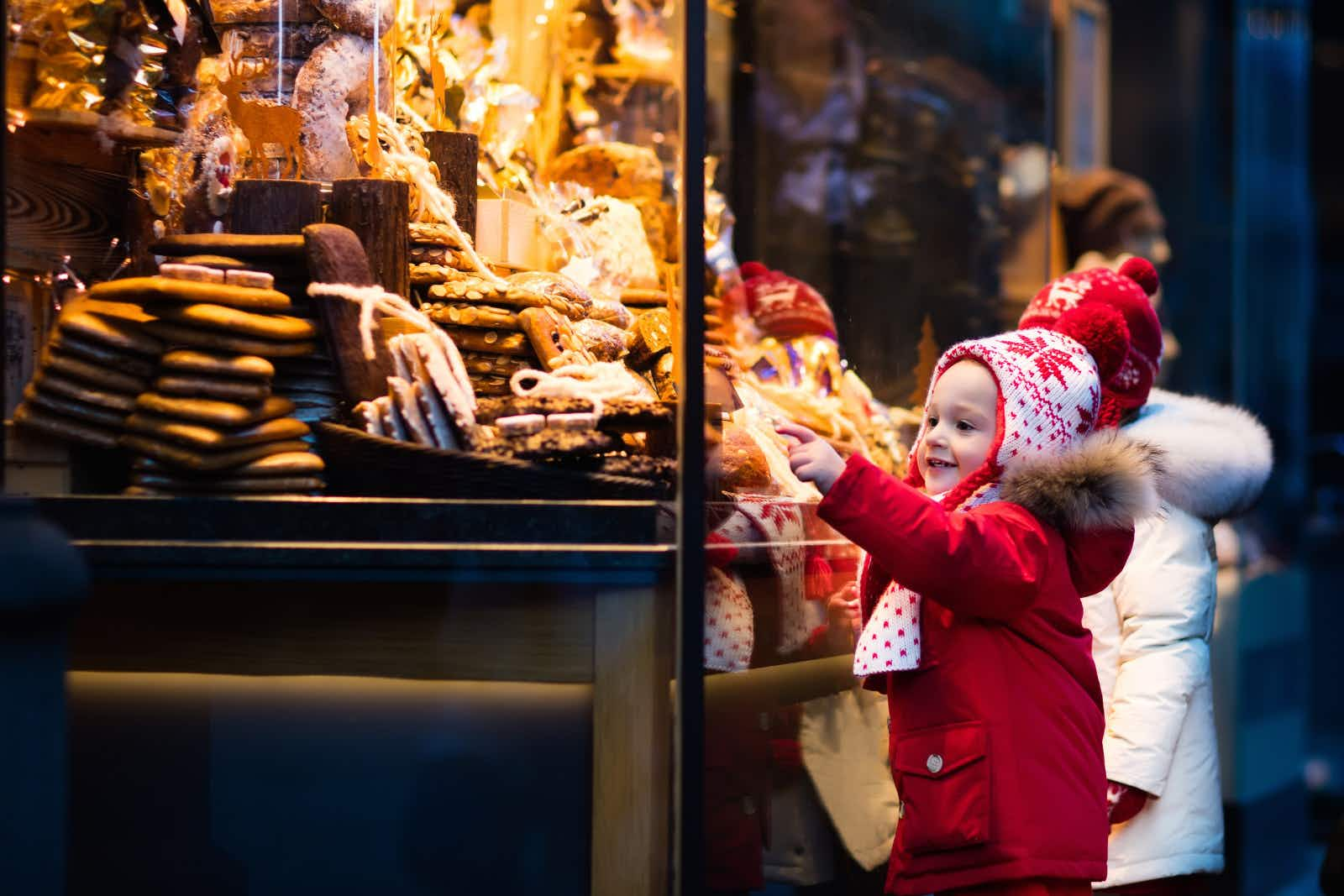Food plays a huge part in the Advent traditions © FamVeld/Getty