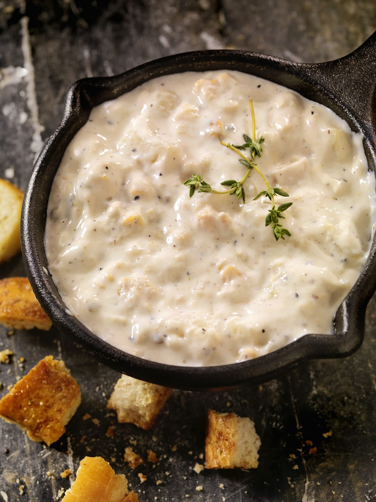 How to make New England clam chowder - Lonely Planet