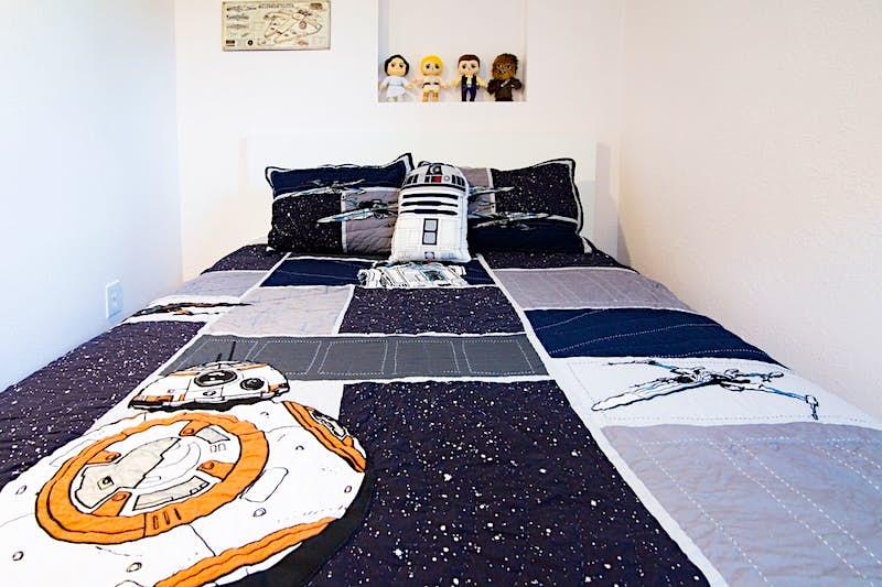 Passe uma noite em uma galáxia muito, muito longe, com essas casas do Airbnb com tema de Star Wars