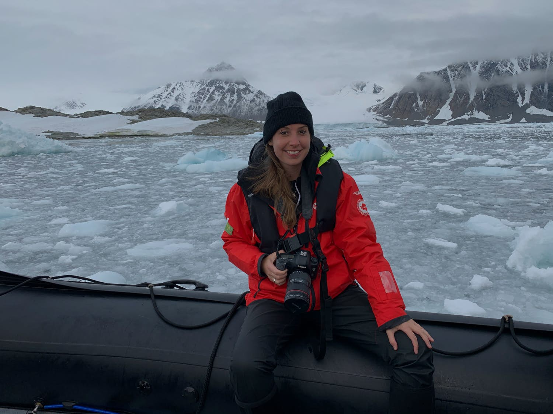 Quarantine with penguins: life stuck onboard an Antarctica cruise ship