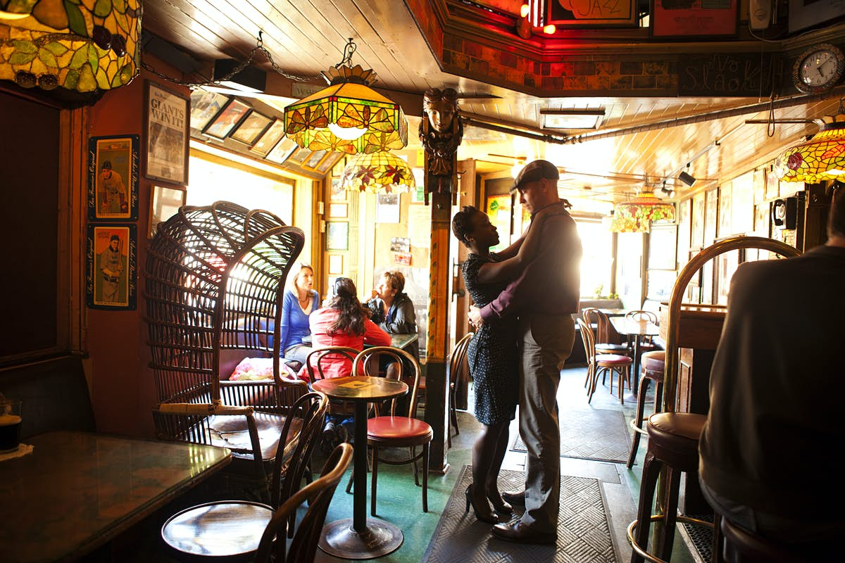Channel your inner Kerouac at these literary bars around the world