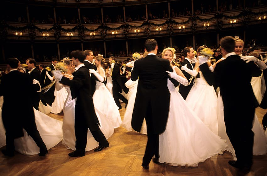 A first-timer's guide to Vienna's winter balls - Lonely Planet