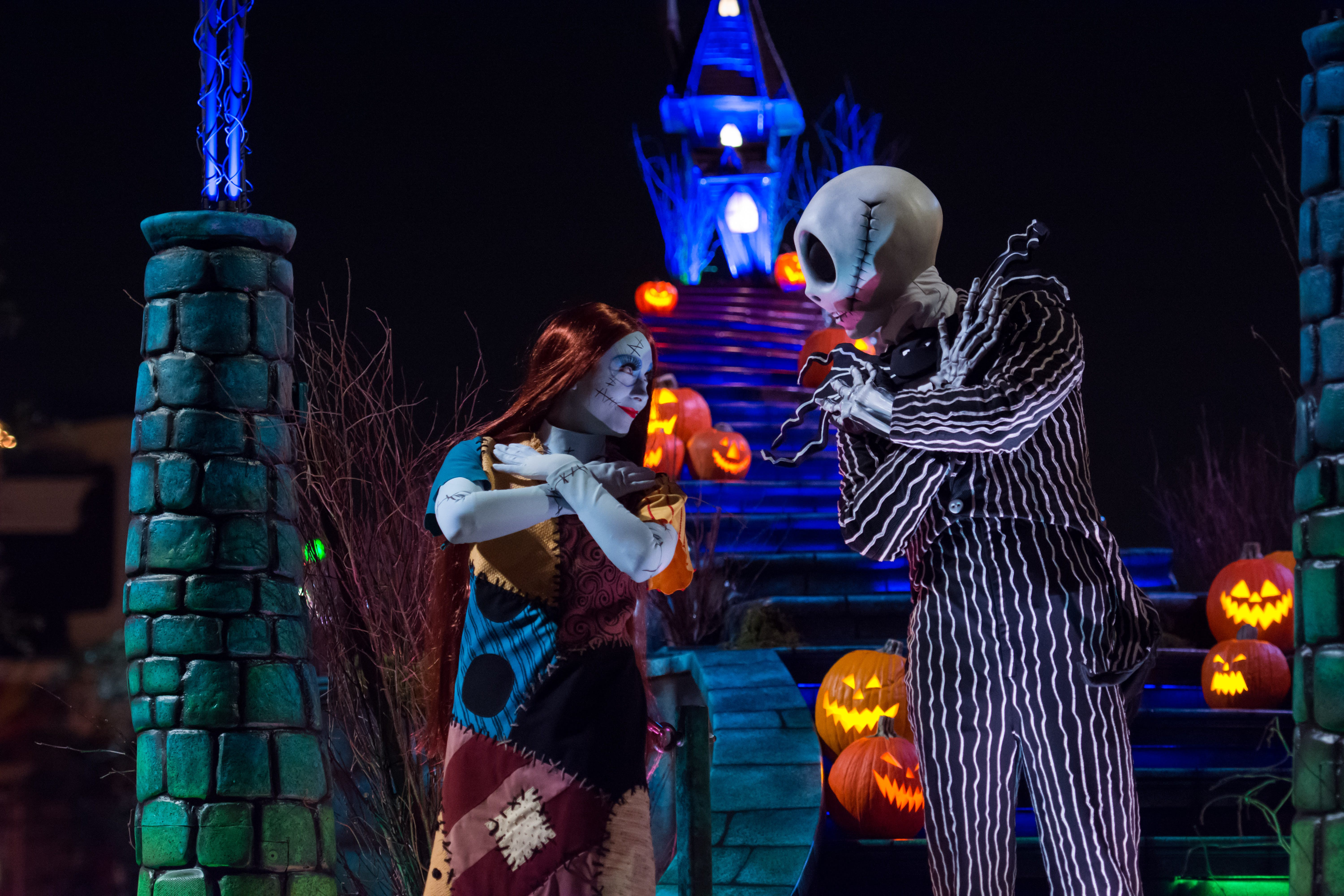 Disneyland is throwing an after,hours Halloween party