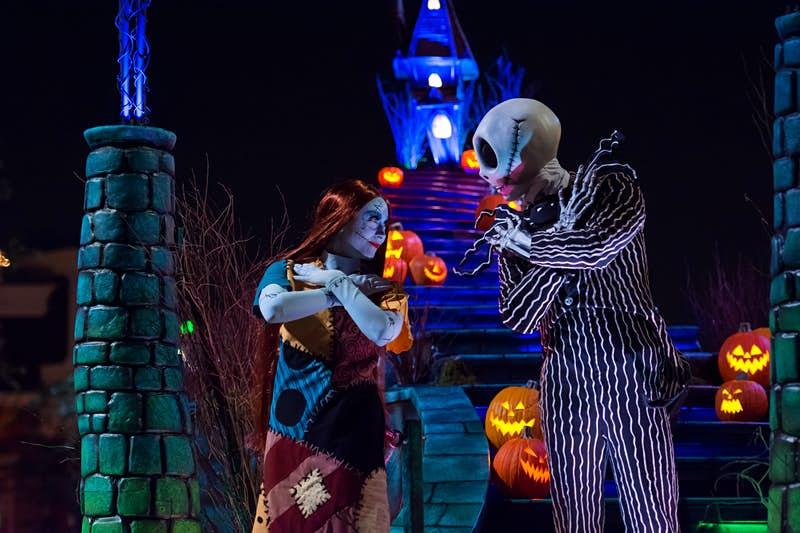 Disneyland is throwing an after-hours Halloween party inspired by The Nightmare Before Christmas