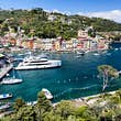 The small harbour at Portofino is a very exclusive spot to dock your yacht © Bim / Getty Images