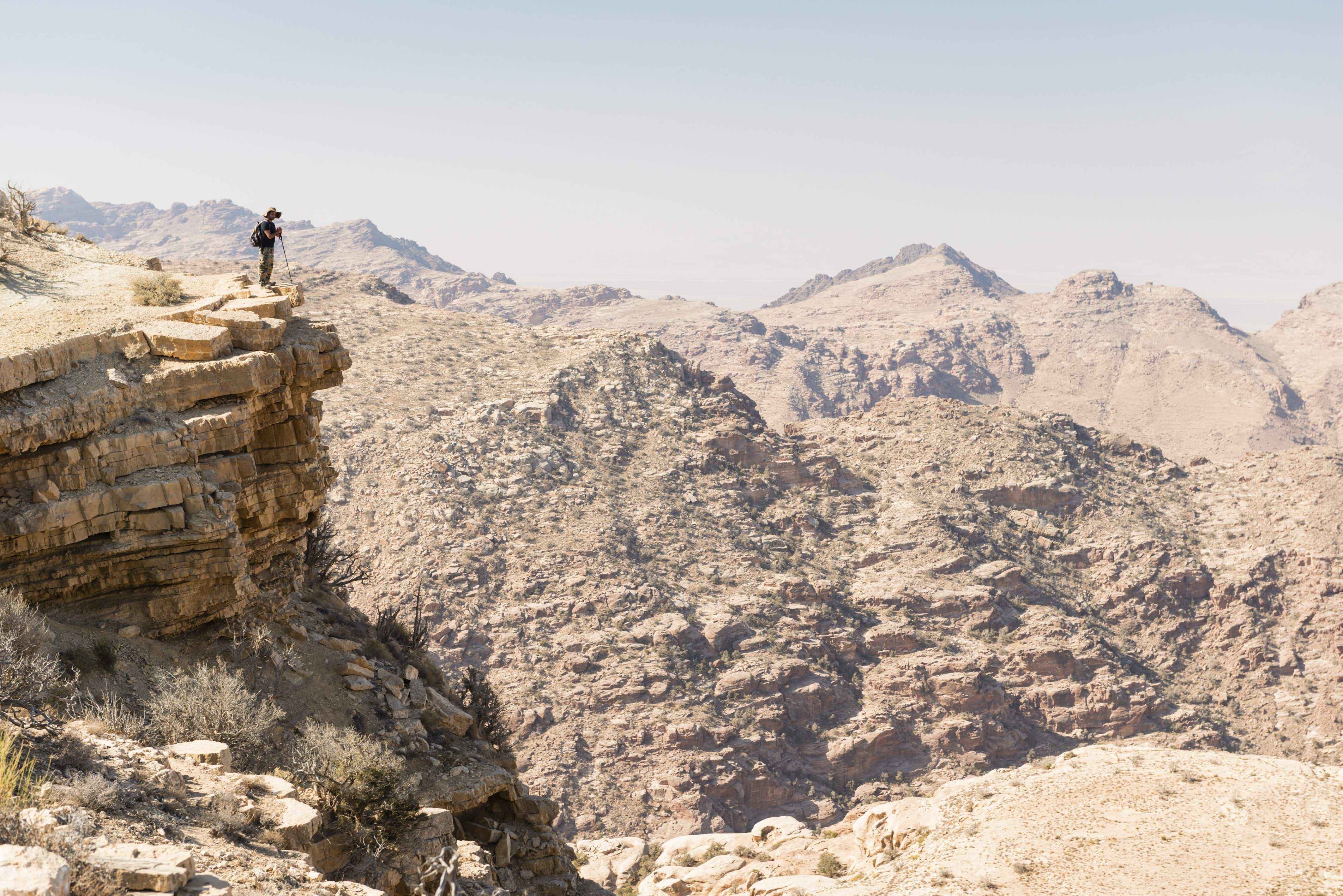 The Jordan Trail... where else in the world can you follow in Indiana Jones' footsteps? © Justin Foulkes / Lonely Planet