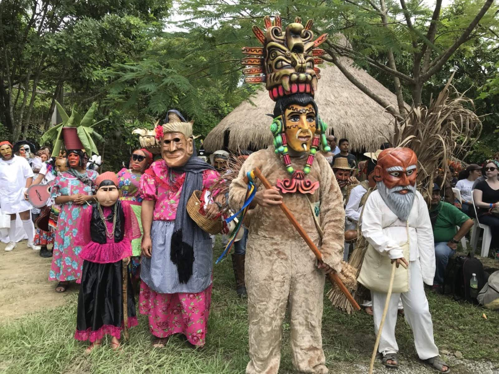 With unique festivals that vary from town to town, the best way to experience Xantolo is by road tripping through La Huasteca Potosina © Jennifer Fernández Solano / Lonely Planet