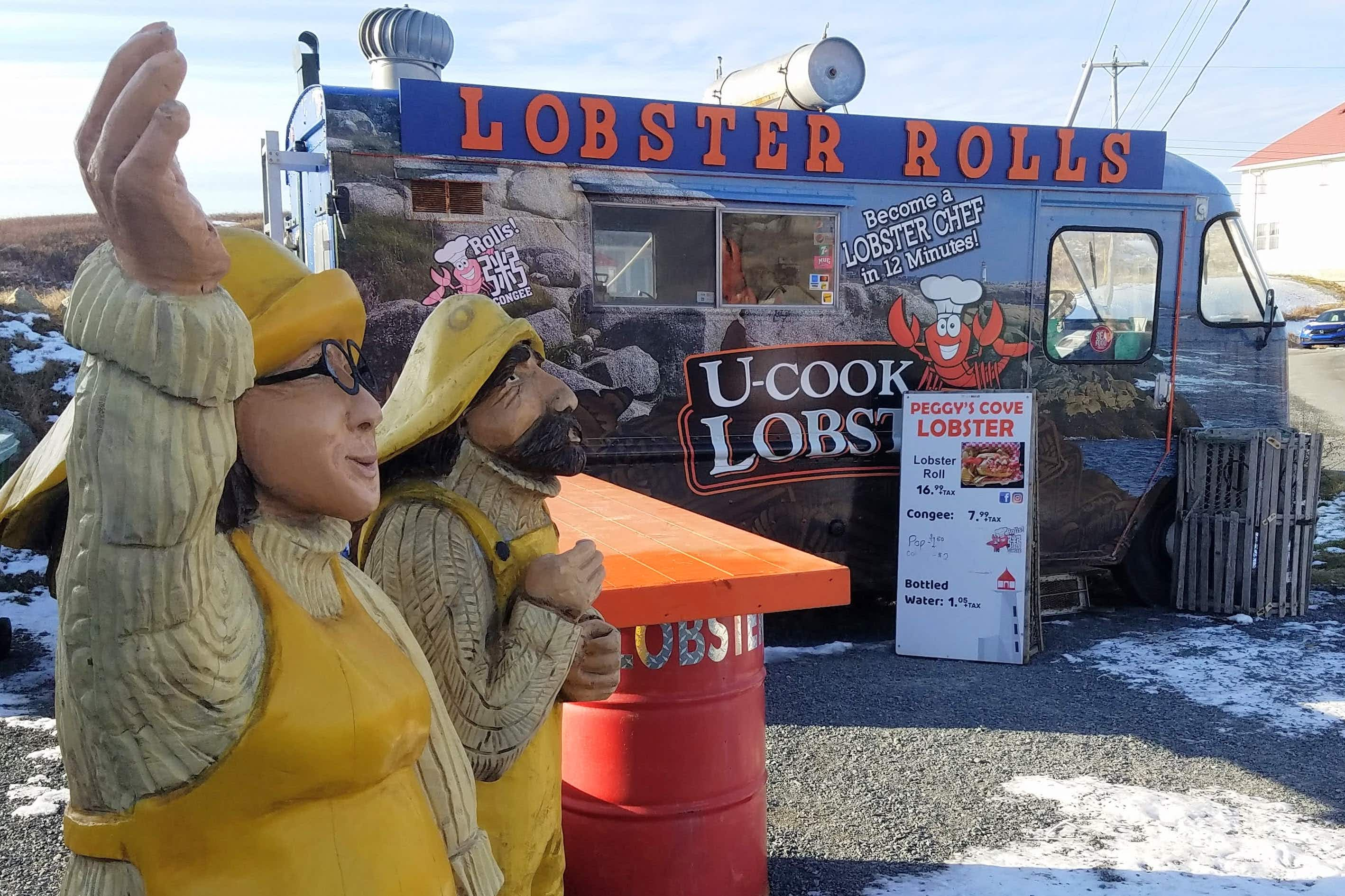 Once a meal for the impoverished, Nova Scotia lobster is now in demand the world over © Jay Jones / Lonely Planet