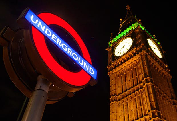 Heat from the London Underground will be used to heat 1350 homes