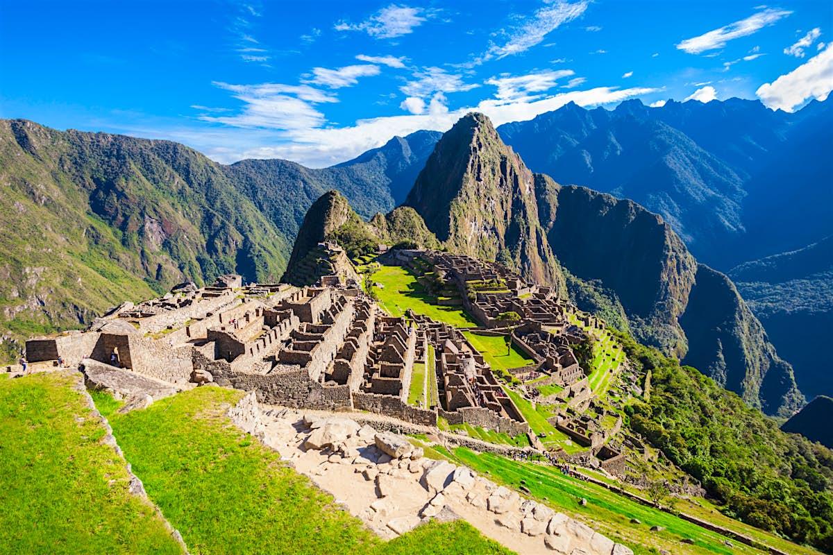 Machu Picchu gets two new alternative trails for 2020