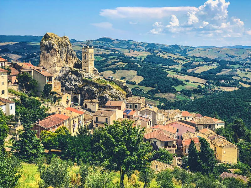 This Italian region will pay you €700 a month to move there