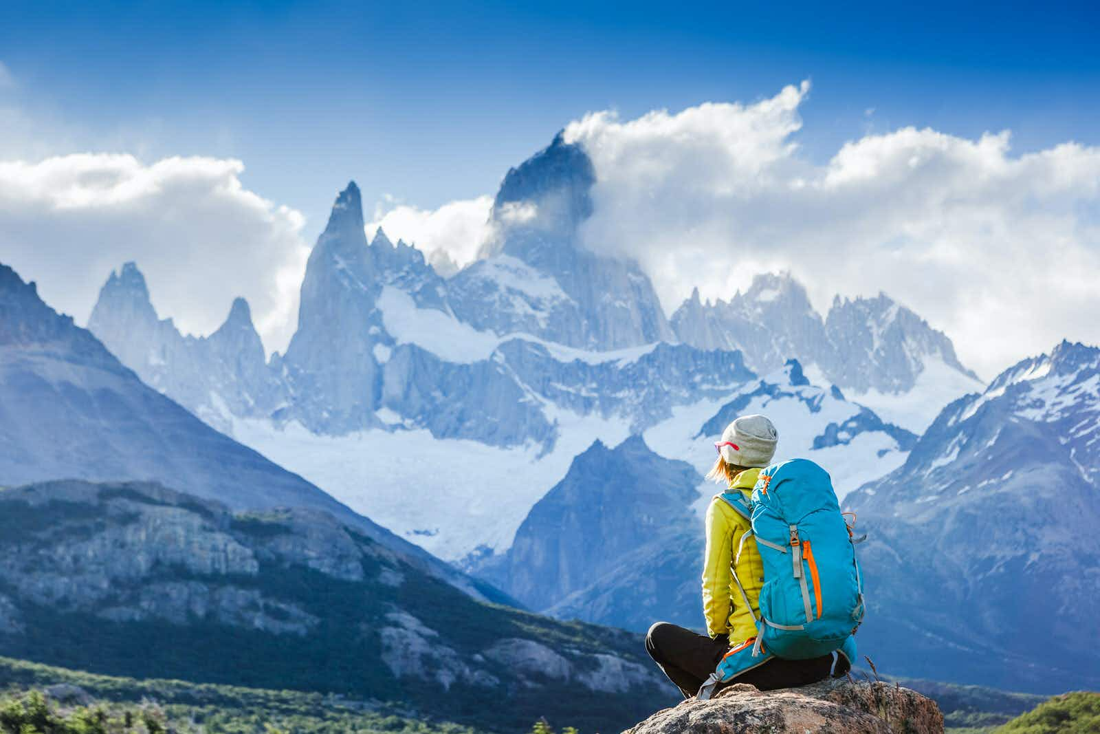 Argentina's landscape is a playground for those looking for unforgettable adventures © Olga Danylenko / Shutterstock