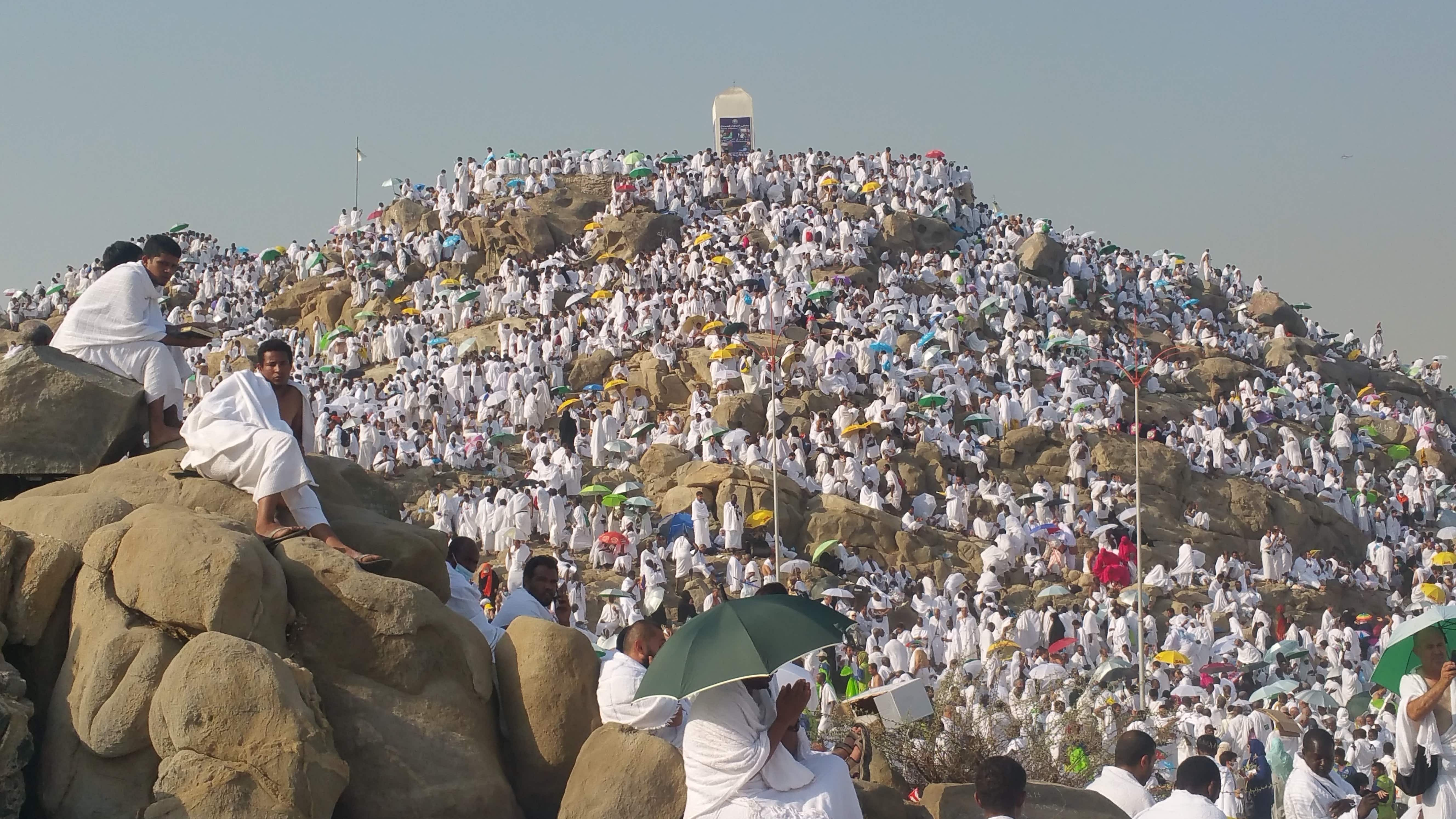 Hajj Diaries: the day of reckoning