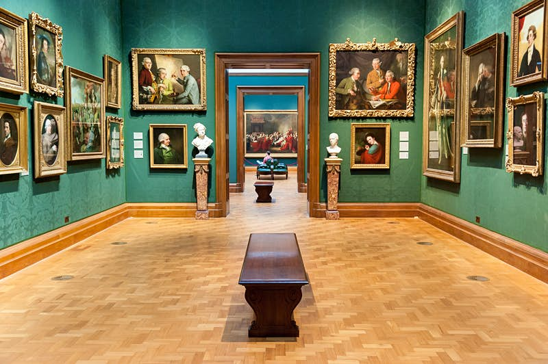 London's National Portrait Gallery is closing - here's where you can still see the art