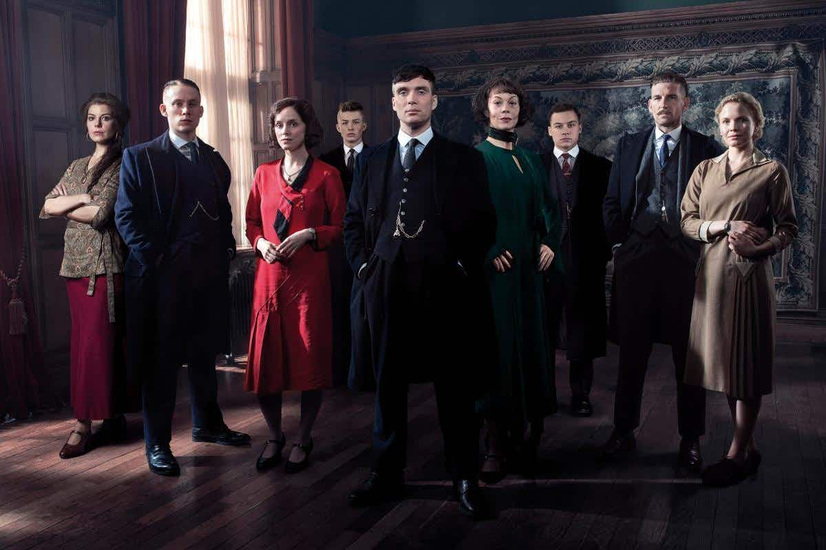 A Peaky Blinders festival is coming to Birmingham ©BBC