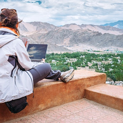What it's like to be a digital nomad during the coronavirus